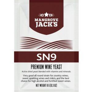 SN9 Premium Wine Yeast