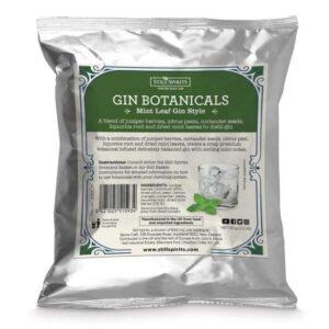 Still Spirits Botanicals Mint Leaf Gin