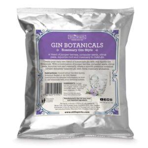 Still Spirits Botanicals Rosemary Gin