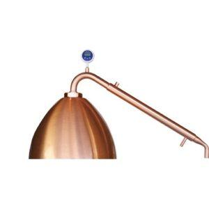 Still Spirits Pot Still Alembic Dome & Copper Condensor