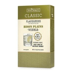 Still Spirits Classic Bison Plains Vodka Flavouring