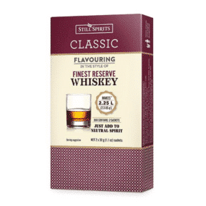 Still Spirits Classic Finest Reserve Whiskey Flavouring