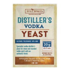 distillers vodka yeast
