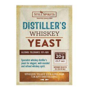 distillers whiskey yeast