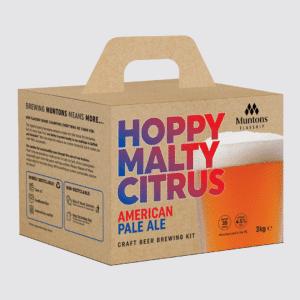 Muntons Flagship American Pale Ale
