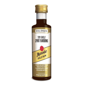 Still Spirits Top Shelf Aussie Gold Rum Flavouring