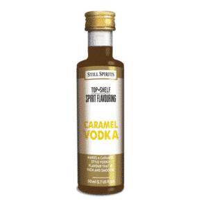 Still Spirits Top Shelf Caramel Vodka Flavouring