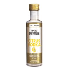 Still Spirits Top Shelf Citrus Vodka Flavouring