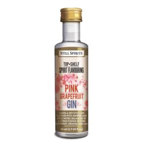 Still Spirits Top Shelf Pink Grapefruit Gin Flavouring