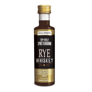 Still Spirits Top Shelf Rye Whiskey Flavouring