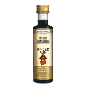 Still Spirits Top Shelf Spiced Rum Flavouring