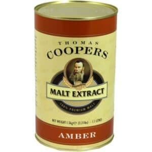 Coopers Malt Extract Amber 1.5kg