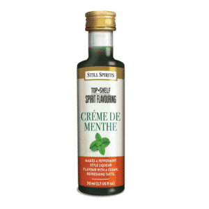 Still Spirits Top Shelf Creme de Menthe Flavouring