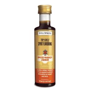 Still Spirits Top Shelf Spiced Whiskey Liqueur Flavouring