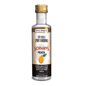 Still Spirits Top Shelf Peach Schnapps Flavouring