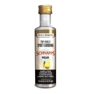 Still Spirits Top Shelf Pear Schnapps Flavouring