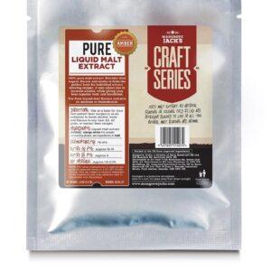 Mangrove Jacks Pure Liquid Malt Extract- Amber 1.5kg