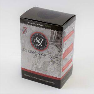 Solomon Grundy Classic Wine Kit